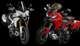 Ducati Multistrada 1200 S Touring custom
